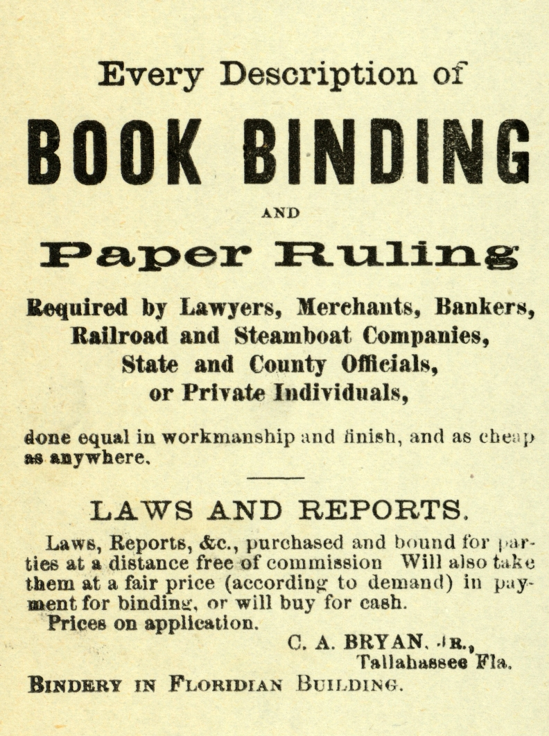 Every description of book binding and paper ruling.